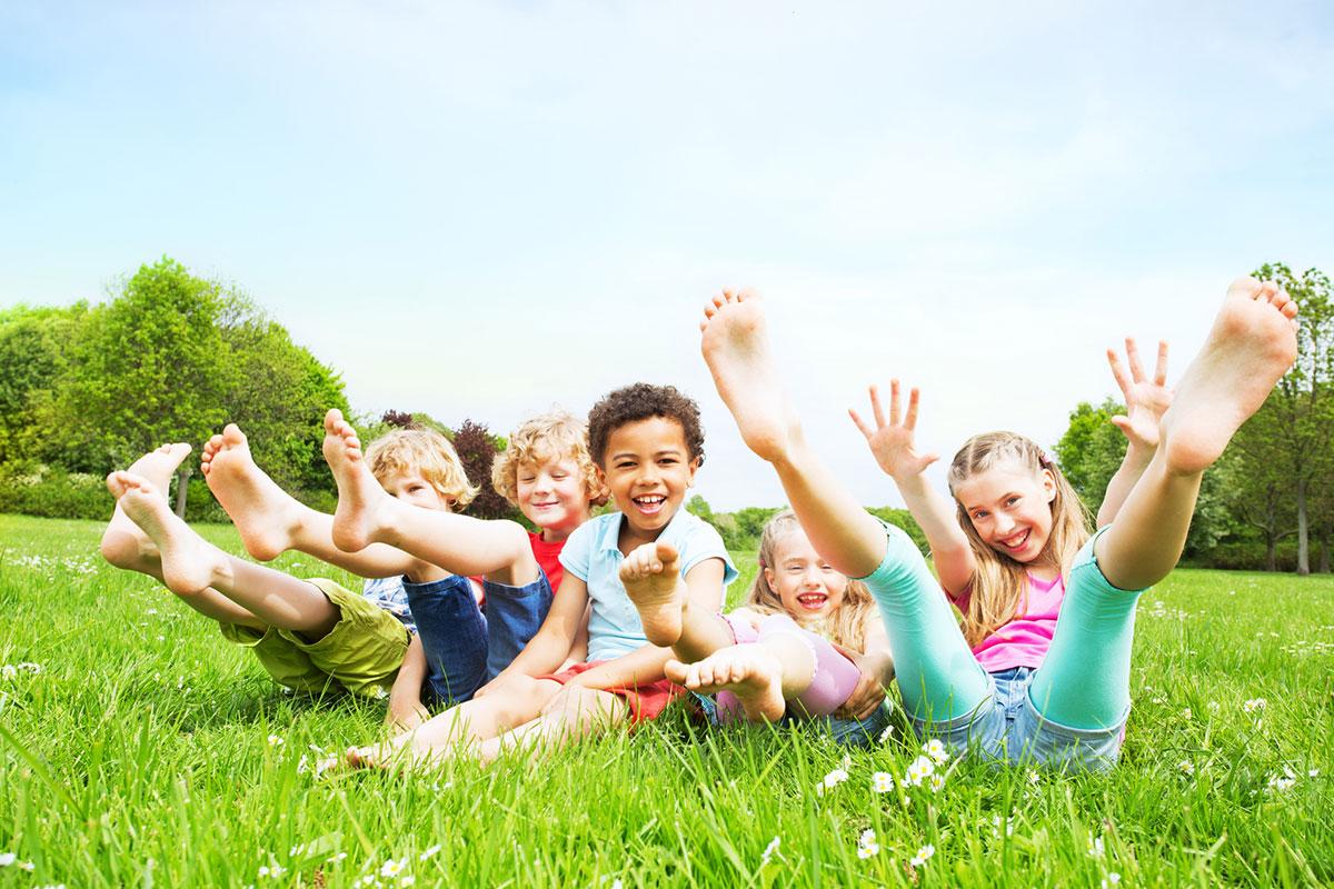 Healthy Feet For Kids Holistic Health Hackney